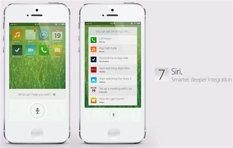 bezauberndes ios 7 design ios 7 flat design als zukunft f 252 rs iphone video pics