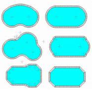 Swimming Pool Design Shape Pool Shapes Pool Shapes 375x361