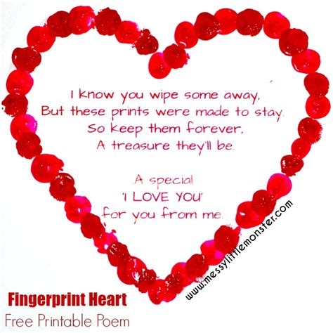 fingerprint poem 292 | fingerprints%2Bheart