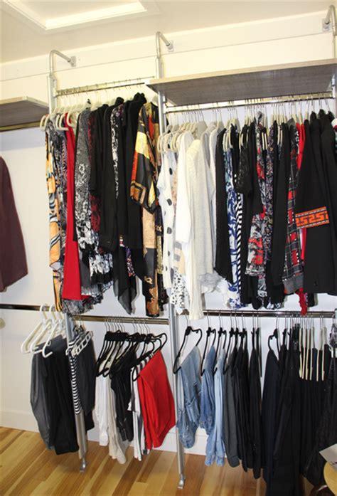 Système Rangement Garde Robe by Rangement Garde Robe Accroo Rangement Efficace