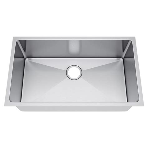 home depot kitchen sinks stainless steel exclusive heritage all in one undermount stainless steel 8404