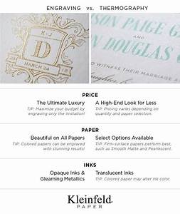 17 best images about wedding stationery tips on pinterest With wedding invitations thermography versus digital printing