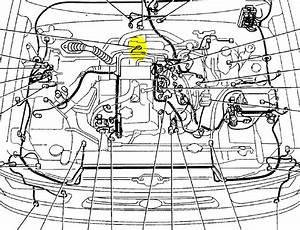2000 Toyota Corolla Temperature Sensor Location
