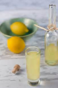 Italian Lemon Drink Limoncello