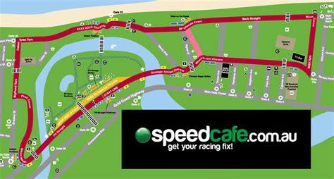 shorter track proposal  surfers paradise speedcafe