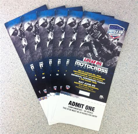 ama motocross tickets facebook tickets giveaway starts now for southwick