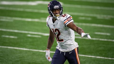 Chicago Bears WR Allen Robinson unhappy with contract ...