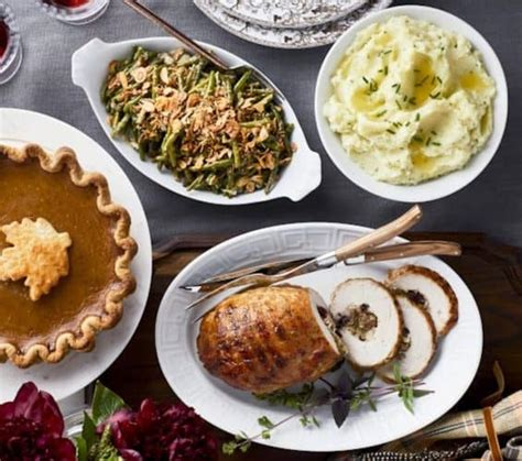 The meals can be ordered through nov. 15 Places to Buy Amazing Pre-Made Thanksgiving Dinner ...