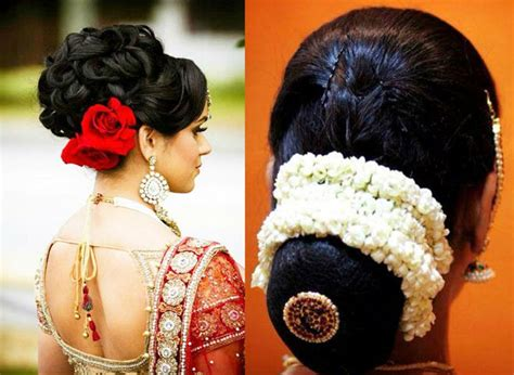 Best Indian Wedding Hairstyles For Brides 2016-2017