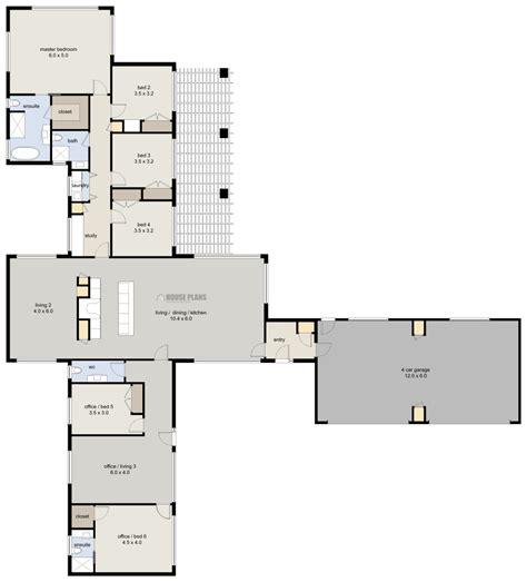 zen lifestyle   bedroom house plans  zealand