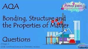 Bonding Structure  Aqa C1