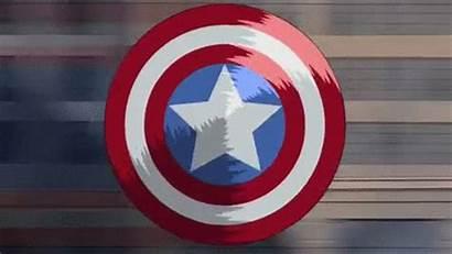 Shield Captain America Marvel Avengers Mightiest Earth