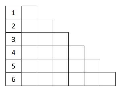 le jeu de l escalier