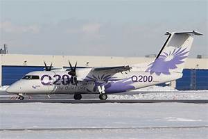 Elix Aviation Capital Delivers Bombardier A Dash 8 Q200 To