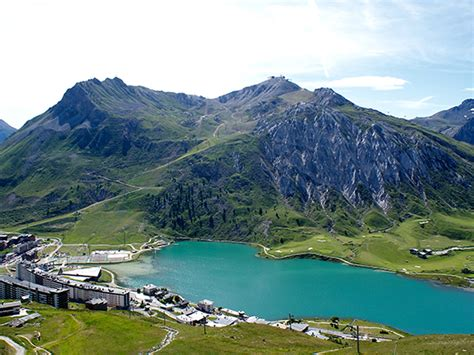 chalets in tignes le lac the tcc summer chalet holidays for mountain biking and much more tignes