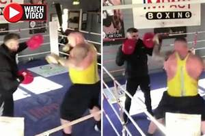 Eddie Hall takes up boxing and vows to KNOCKOUT rival ...