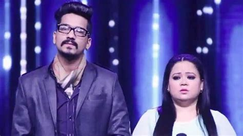 NCB arrests Bharti Singh's husband Haarsh Limbachiyaa for ...