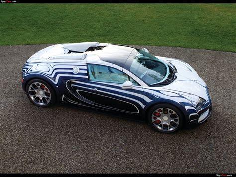 Strongauto automotive news and pictures. 2011 Bugatti Veyron Grand Sport LOr Blanc | Bugatti Autos Spain