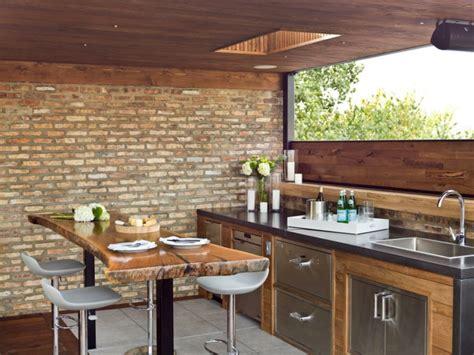cuisine etc cuisine extérieure été 50 exemples modernes pour se