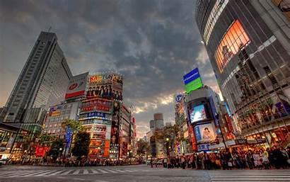 Japan Night Wallpapers Pixelstalk