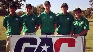 UAM Men's Golf picked 7th in GAC preseason poll - Seark Today