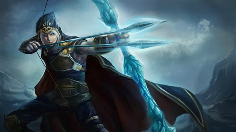 40 Best League Of Legends Champion Wallpapers Digitalartio
