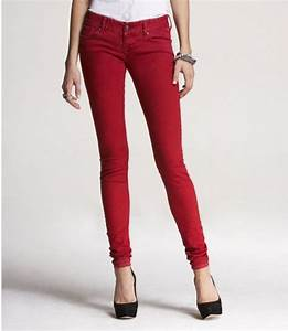 Womens Red Jeans Uk | Jeans To
