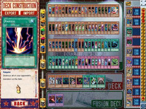 power yu gi chaos oh card unlocker suitable