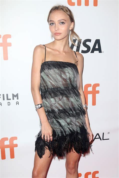 Natalie Portman Lily Rose Depp The Toronto