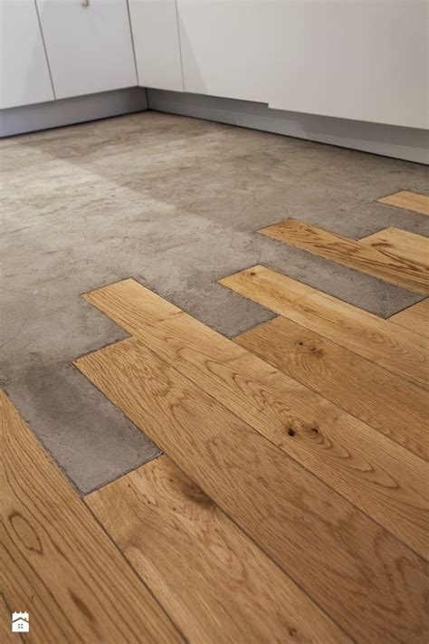 Holz Auf Beton by Best 25 Concrete Wood Ideas On Concrete Floor