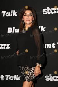 """Photos and Pictures - Marina Sirtis at the """"Blunt Talk ..."""