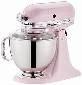 Kitchen Aid Farben : pingl par virginie guyot sur kitchen bazar maison robot menager et cuisines maison ~ Watch28wear.com Haus und Dekorationen