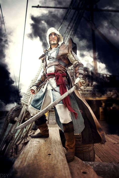 Cosplay Wednesday Assassins Creed Ivs Edward Kenway