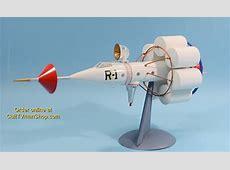 Retriever 1 Moon Rocket from Glencoe – CultTVman's
