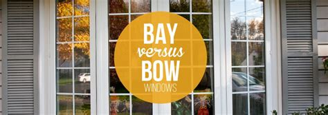 bay window  bow window discover  difference comfort windows blog