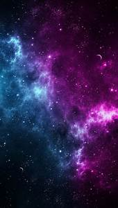 640x1136 Nebula Stars & Planets Iphone 5 wallpaper