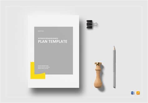 interior design business plan set interior design business plan template 11 free sle