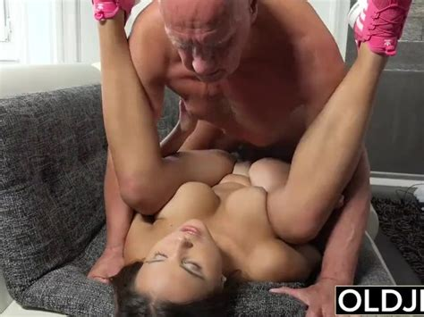 Young Old Porn Teen Big Natural Tits Fucked And Facialized After Hot Sex Free Porn Videos