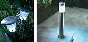 Lampe Solaire Terrasse : lampadaire exterieur terrasse ~ Edinachiropracticcenter.com Idées de Décoration