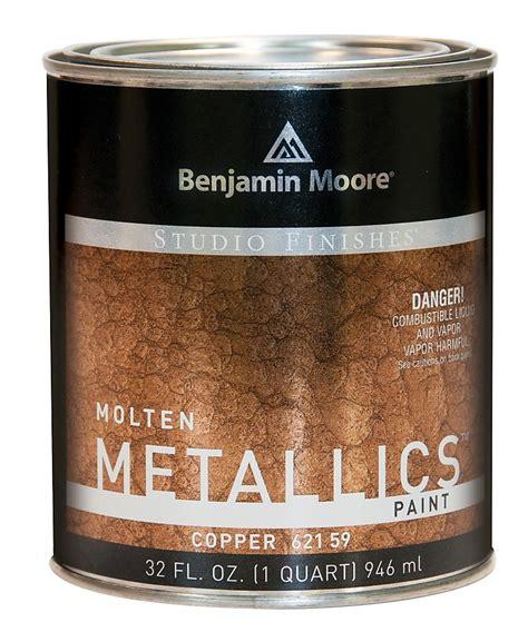 benjamin metallic paints sfgate