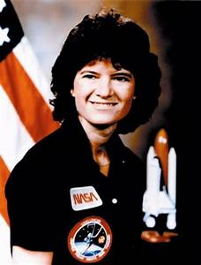 Sally Ride   National Air and Space Museum