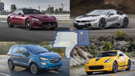 Worst Vehicles Of The Year