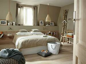 les meilleures idees pour la couleur chambre a coucher With couleur tendance chambre a coucher