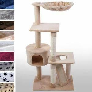 Arbre A Chat Solide : arbre a chat pas cher avec hamac ~ Mglfilm.com Idées de Décoration