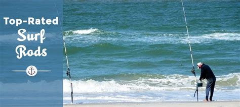 top  surf rods  sale  fishing gear reviewed