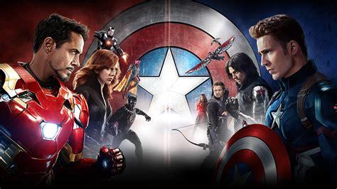 Avengers Disassemble! Review Of Captain America Civil War