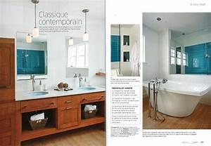 habitations boivin about us press book 2010 2011 With je decore salle de bain