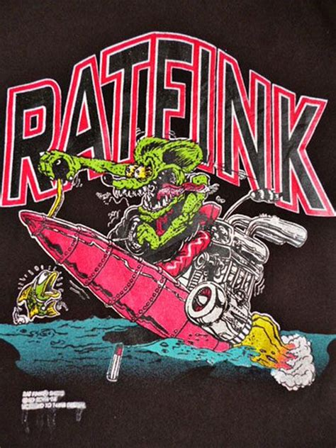 Rat Fink Boat by 17 Best Images About Fink This Fink That Rat S On