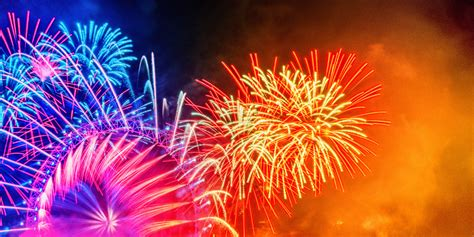 New Year's Eve Fireworks Tips For Ticketholders  London City Hall