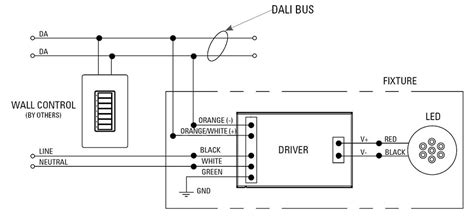 Dali Dimming Wiring Diagram Hjem Lys
